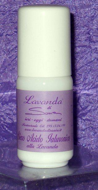 Siero Acido Ialuronico alla Lavanda 30 ml