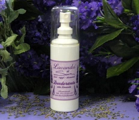 Deodorante alla Lavanda 100 ml