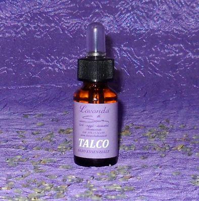Essenza di Talco 10 ml